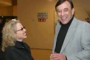 """עם חוה אלברשטיין בטקס קבלת פרס אקו""""ם"""