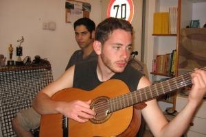 בני יניב והגיטרה 2008
